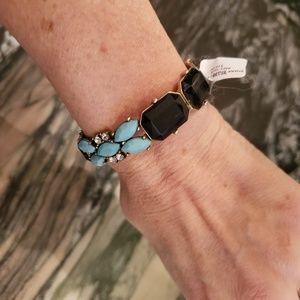 Fashion Bracelet with Elasticized Band